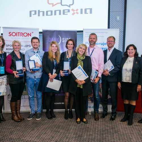 Soutěž Czech Call Center Award 2016