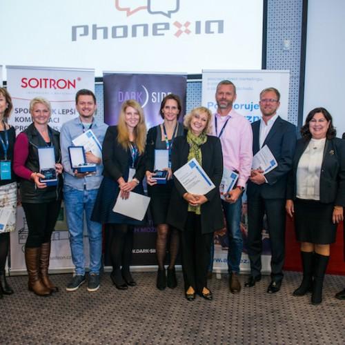 Soutěž Czech Call Center Award 2016