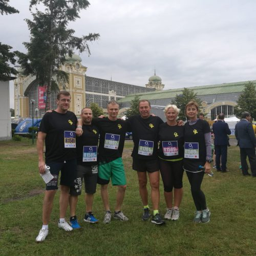 Yellow Ribbon Run – uteč předsudkům