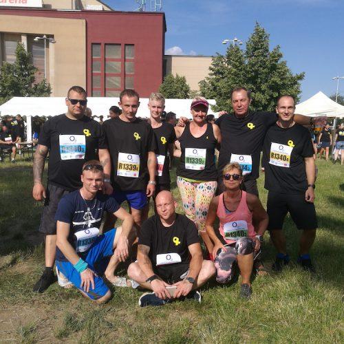 Zúčastnili jsme se Pražské štafety – YRR